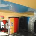 Опънати и окачени тавани Decomat за театри и кина